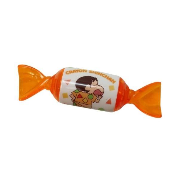 香り付き キャンディ マーカー クレヨンしんちゃん カラーペン オレンジ ミニペン 筆記用具