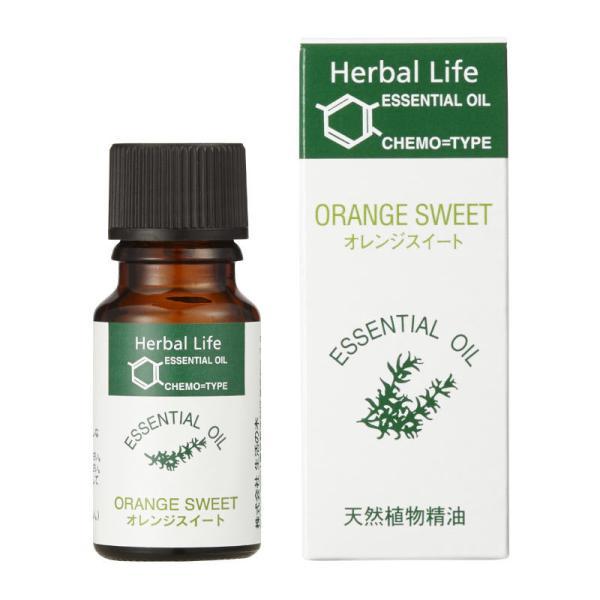 オレンジスイート アロマオイル 精油 エッセンシャルオイル 生活の木 10ml|cinnamonleaf