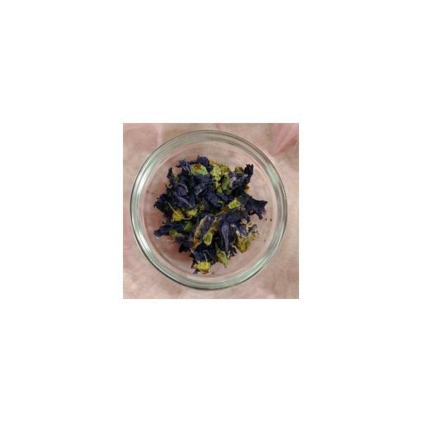 有機 マロウブルー オーガニック ハーブティー 50g |cinnamonleaf
