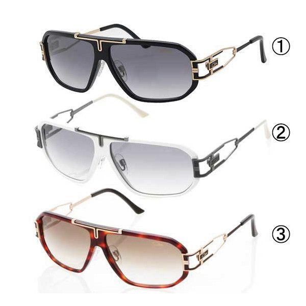 CAZAL Sunglasses 8811 Black&White&Brown カザール サングラス 8811 ブラック/ ゴールド & ホワイト/ブラック & ブラウン/ゴールド cio