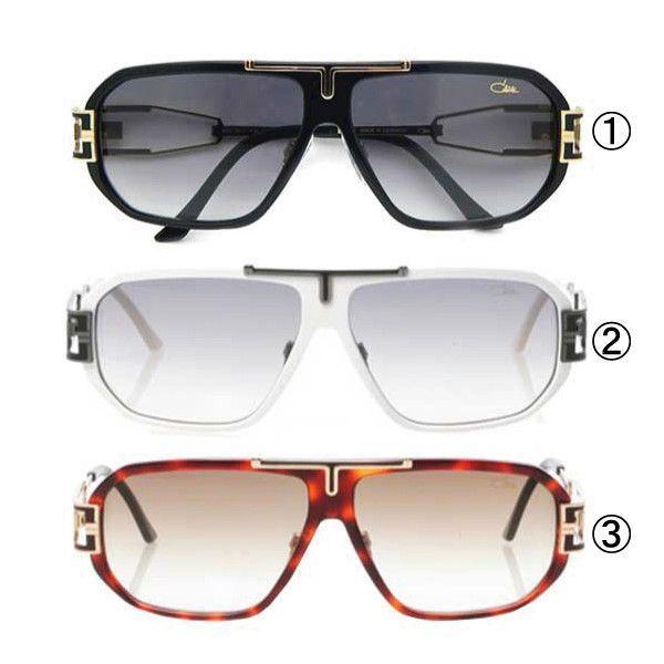 CAZAL Sunglasses 8811 Black&White&Brown カザール サングラス 8811 ブラック/ ゴールド & ホワイト/ブラック & ブラウン/ゴールド cio 02