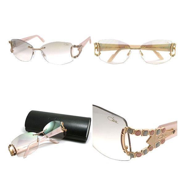 CAZAL Sunglasses 945-475 Pinc/Gold カザール サングラス 945-475 ピンク/ゴールド|cio|02