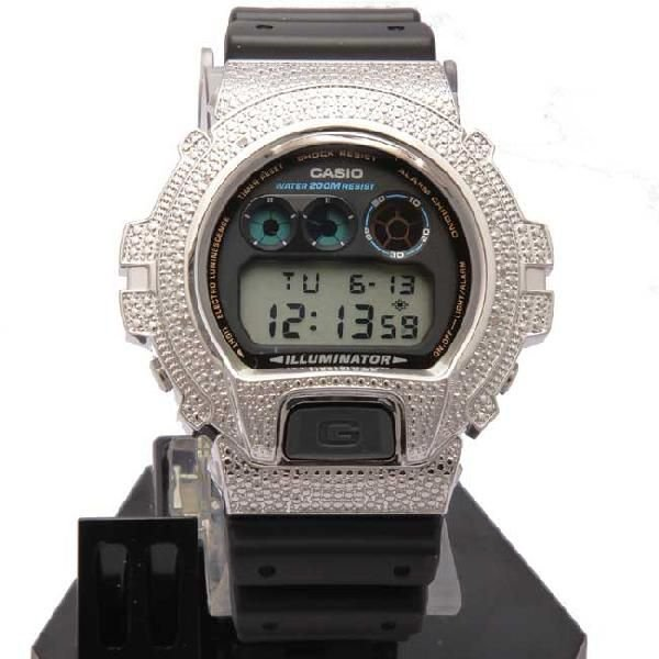 カシオ Gショック ダイヤモンド カスタム ウォッチ CASIO G-SHOCK Diamond Custom Watch|cio