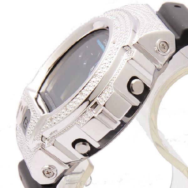 カシオ Gショック ダイヤモンド カスタム ウォッチ CASIO G-SHOCK Diamond Custom Watch|cio|02