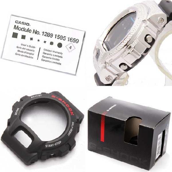 カシオ Gショック ダイヤモンド カスタム ウォッチ CASIO G-SHOCK Diamond Custom Watch|cio|03