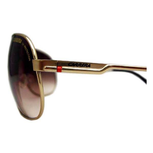 CARRERA Sunglasses BACK80S1 0MWM Shiny Gold/Brown カレラ サングラス BACK8051 0MWM シャイニーゴールド/ブラウン|cio|03