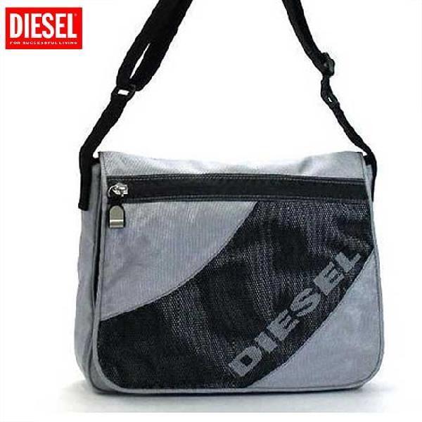 ディーゼル ショルダーバッグ 00XL45 グレー DIESEL Shoulder Bag 00XL45 Gray|cio