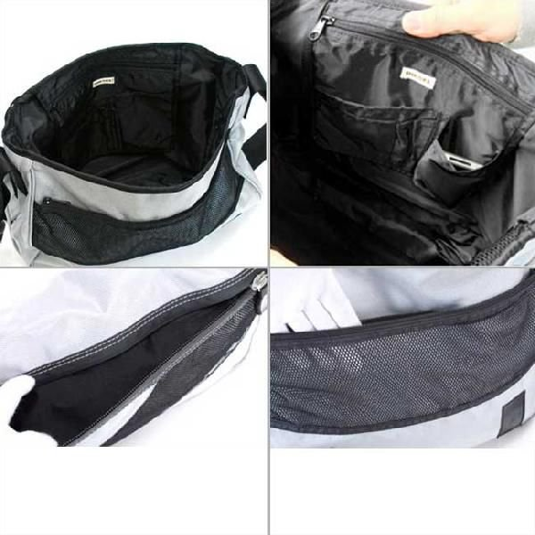 ディーゼル ショルダーバッグ 00XL45 グレー DIESEL Shoulder Bag 00XL45 Gray|cio|03