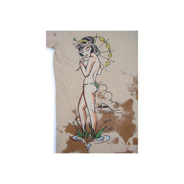 【SALE】Ed Hardy Mens Natural Aged Love Kill Slowly S/S Tee Beige エドハーディー メンズ ナチュラル エイジド ラブキルススローリー S/S Tシャツ ベージュ|cio|03