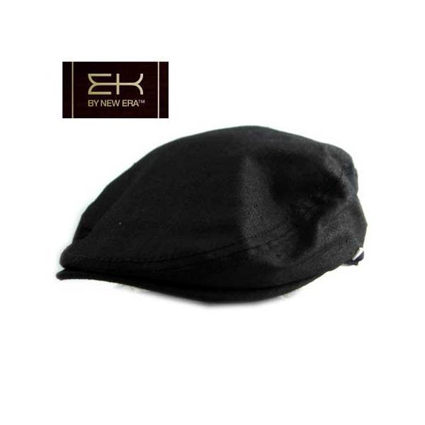 イーケー バイ ニューエラ ハンチング カーブサイド ブラック EK by New Era HUNTING CURBSIDE Black cio