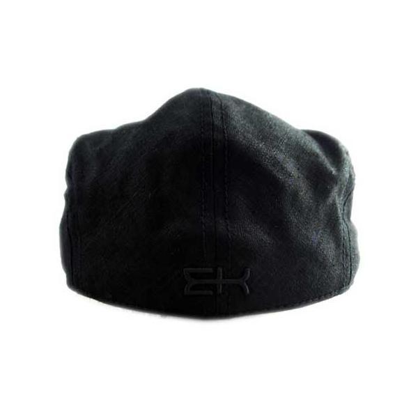 イーケー バイ ニューエラ ハンチング カーブサイド ブラック EK by New Era HUNTING CURBSIDE Black cio 02