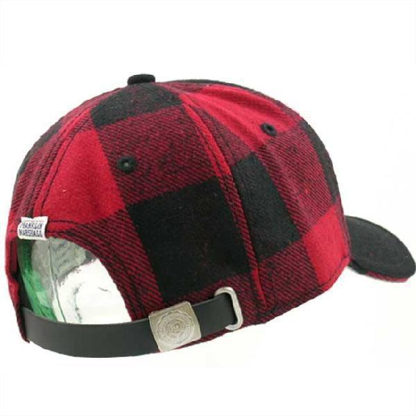 フランクリンアンドマーシャル ブロック チェック キャップ 1008036 レッド チェック FRANKLIN&MARSHALL BLOCK CHECK CAP 1008036 RED CHECK cio 03