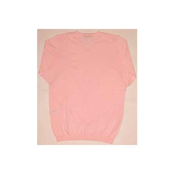 【SALE】H&M KNIT SWEATER Pink ヘンネスアンドモーリッツ(エイチアンドアム) セーター ピンク|cio|02