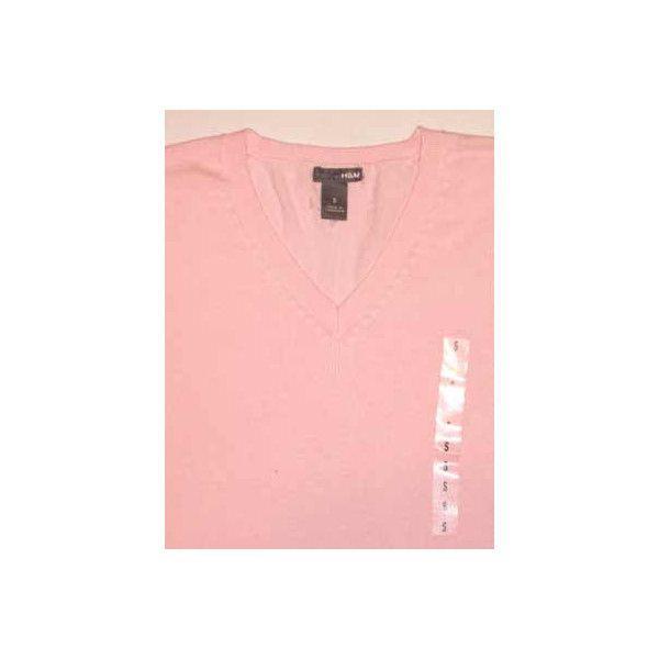 【SALE】H&M KNIT SWEATER Pink ヘンネスアンドモーリッツ(エイチアンドアム) セーター ピンク|cio|03