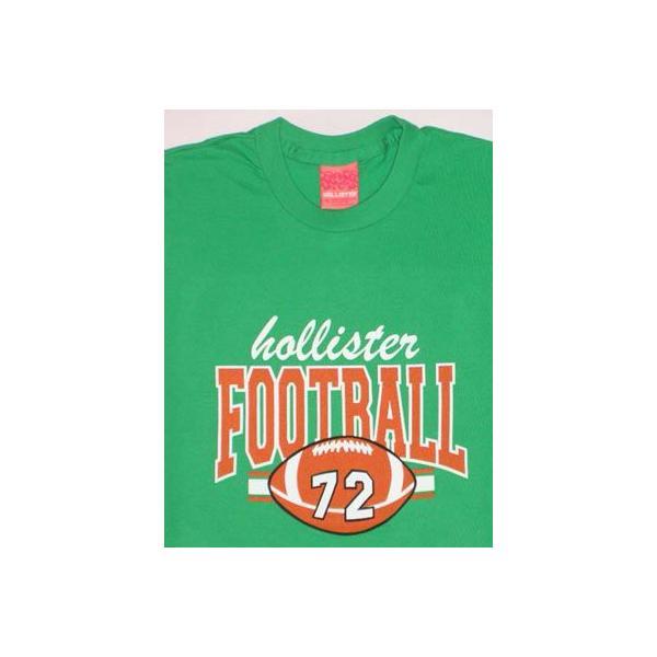 HOLLISTER S/S TEE Green ホリスター S/S Tシャツ グリーン cio