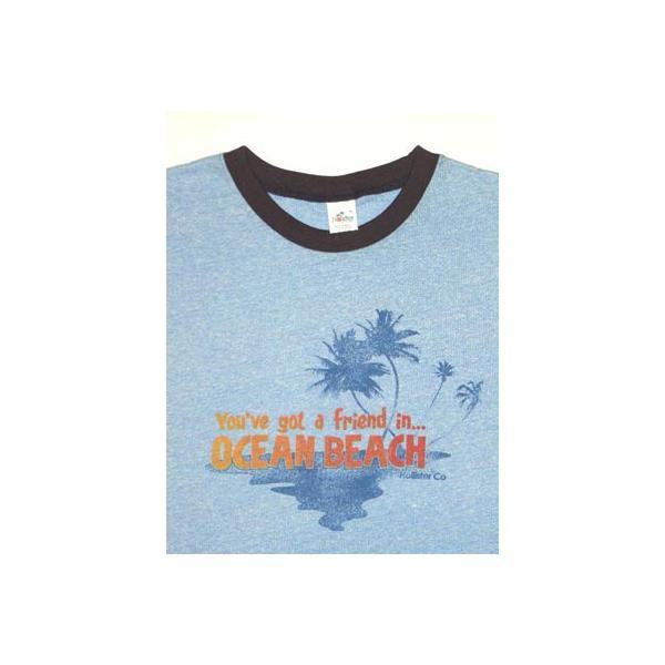 HOLLISTER S/S TEE Sky Blue ホリスター S/S Tシャツ スカイブルー|cio|03