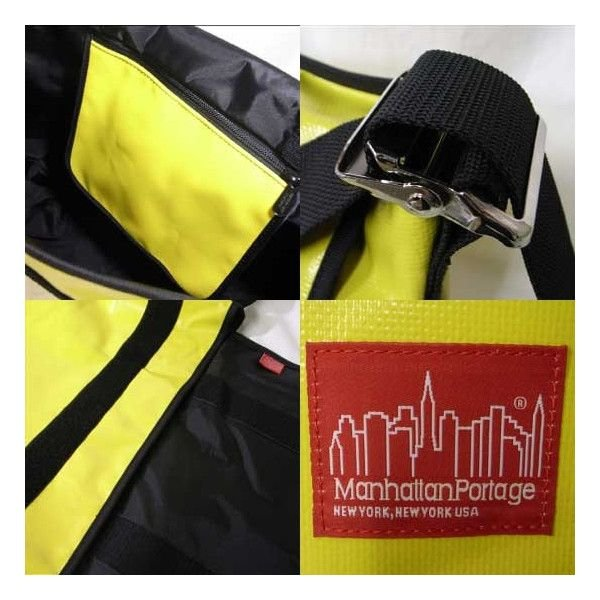 【SALE】【再入荷】マンハッタンポーテージ ビニール ヴィンテージ メッセンジャーバッグ(1607V-VL) Manhattan Portage Vinyl Vintage Messenger Bag(1607V-VL)|cio|02