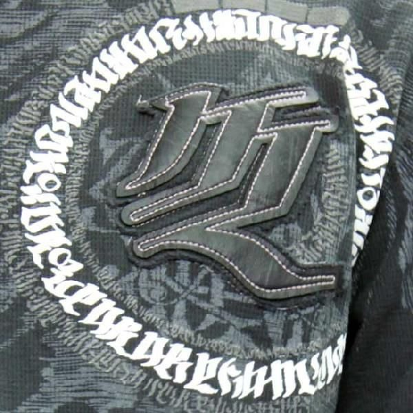【SALE】モナーキー L/S Tシャツ シビライズド ブラック MONARCHY L/S TEE Civilized Black|cio|03