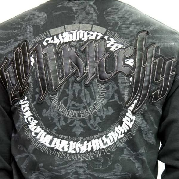 【SALE】モナーキー L/S Tシャツ シビライズド ブラック MONARCHY L/S TEE Civilized Black|cio|04