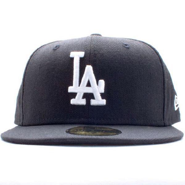 ニューエラ 5950キャップ アンダーバイザー ロサンゼルスドジャース ロサンゼルス ブラック ホワイト ラスタ New Era 59FIFTY Cap Under Visor LA Dodgers LA|cio|02