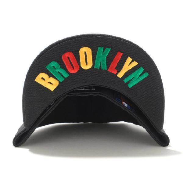 ニューエラ 5950キッズキャップ ニューヨークヤンキース ブラック マニラ ラスタ New Era 59Fifty Kids Cap New York Yankees Black Manila Rasta|cio|03
