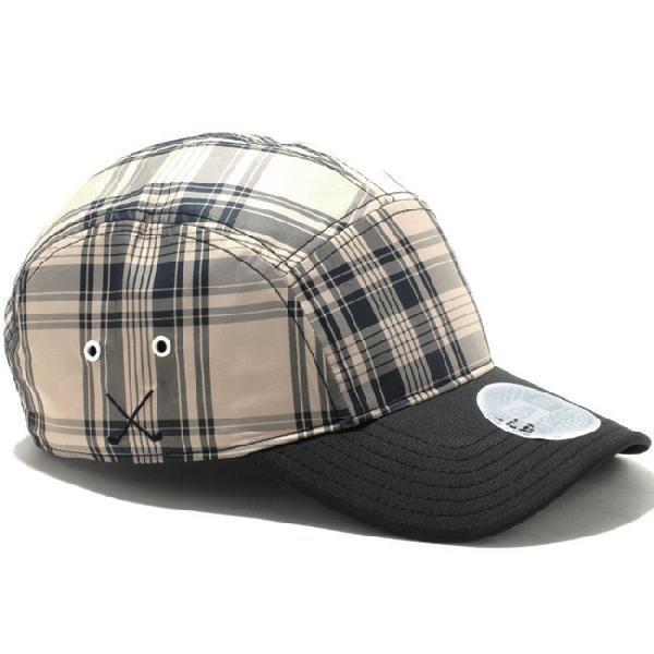 マクマード(R)×ニューエラ ジェットキャップ ゴルフ ベージュ ブラック Mc Mard(R)×New Era Jet Cap Golf Beige Black|cio|03