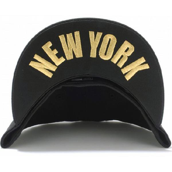 ニューエラ 5950キャップ ハートロゴコレクション ニューヨークヤンキース ブラック ゴールド New Era 59FIFTY Cap Heart Logo New York Yankees Black Gold|cio|03