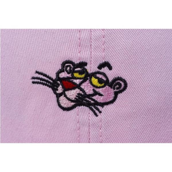 ピンクパンサー×ニューエラ 920 キャップ ミニ キャラクター ピンク オフィシャルカラー ブラック Pink Panther×New Era 9Twenty Cap Mini Character Pink|cio|03