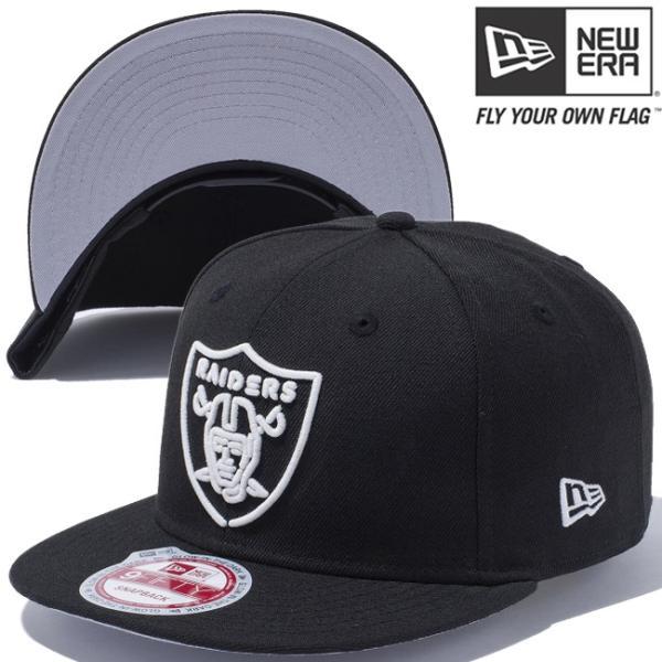 ニューエラ 950 スナップバック キャップ ネオン オークランド レイダース エンブレム ブラック New Era 950 Snap Back Cap Neon Oakland Raiders Emblem Black|cio