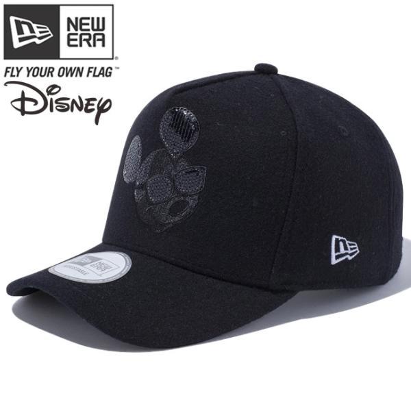 ディズニー×ニューエラ 940キャップ ディーフレームトラッカー シークインド ミッキーマウス Disney×New Era 9Forty Cap D-Frame Trucker Mickey Mouse|cio