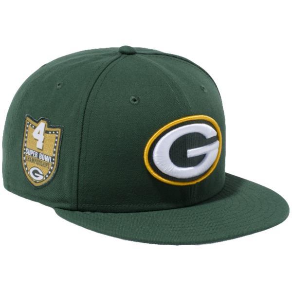 ニューエラ 950 スナップバック キャップ NFLカスタム グリーンベイパッカーズ シラントログリーン New Era 9FIFTY Snapback Cap NFL Custom Green Bay Packers|cio