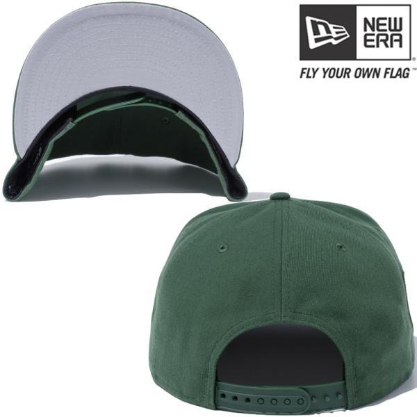 ニューエラ 950 スナップバック キャップ NFLカスタム グリーンベイパッカーズ シラントログリーン New Era 9FIFTY Snapback Cap NFL Custom Green Bay Packers|cio|02