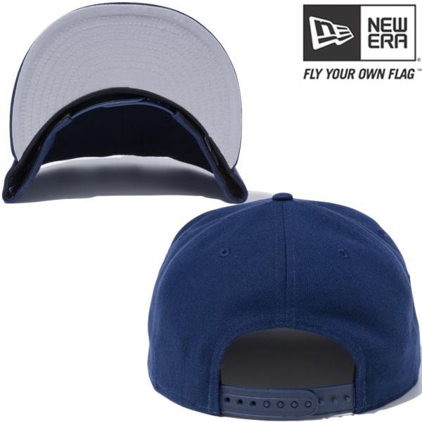 ニューエラ 950 スナップバック キャップ NFLカスタム デンバーブロンコス オーシャンサイドブルー New Era 9FIFTY Snapback Cap NFL Custom Denver Broncos|cio|02