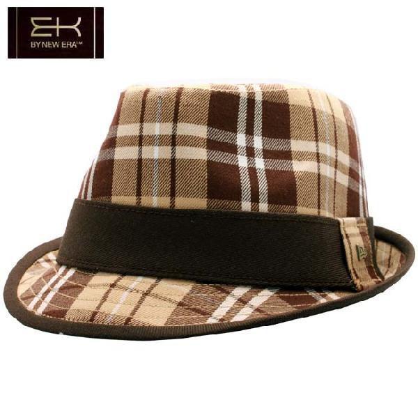 イーケーバイニューエラ シャラント ブラウン EK by New Era HAT CHALANT Brown|cio
