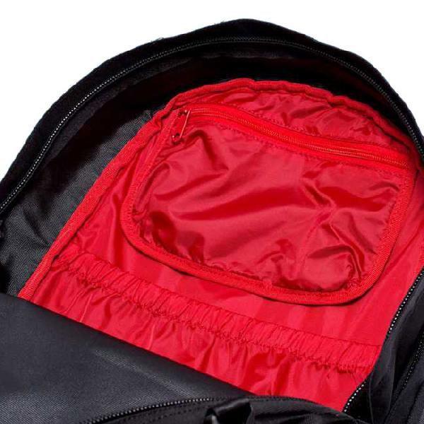ニューエラ バッグ リュックサック キャリアパック ブラック ブラック ホワイト New Era Bag Carrier Pack Black Black White|cio|02