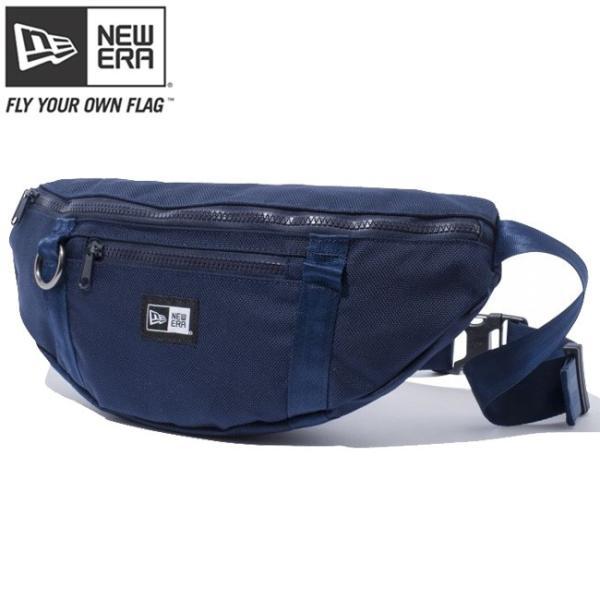 ニューエラ ウエストバッグ ネイビー New Era Waist Bag Navy|cio