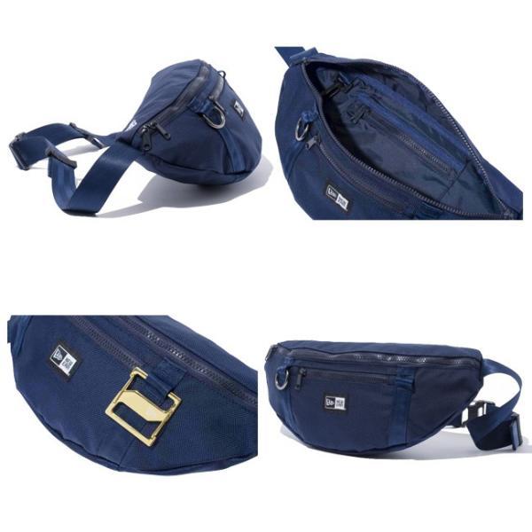 ニューエラ ウエストバッグ ネイビー New Era Waist Bag Navy|cio|03