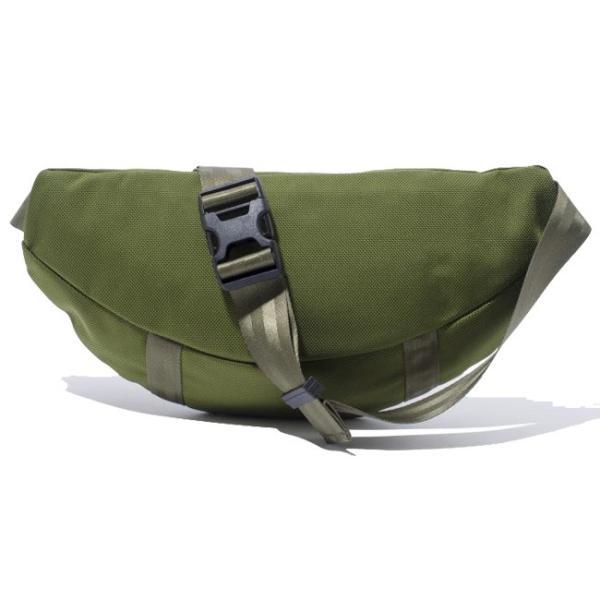 ニューエラ ウエストバッグ アーミーグリーン New Era Waist Bag Army Green|cio|02