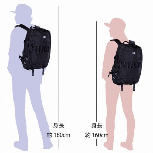 ニューエラ バッグ リュックサック スマートパック ブラック ホワイト New Era Bag Back Pack Smart Pack Black White|cio|03