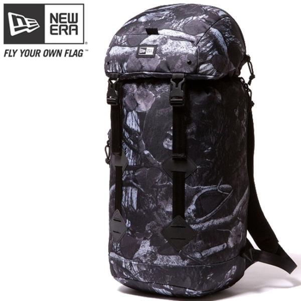 ニューエラ バッグ リュックサック ラックサック ダークナイトツリー ブラック ホワイト New Era Bag Back Pack Rucksack Dark Night Tree Black White cio
