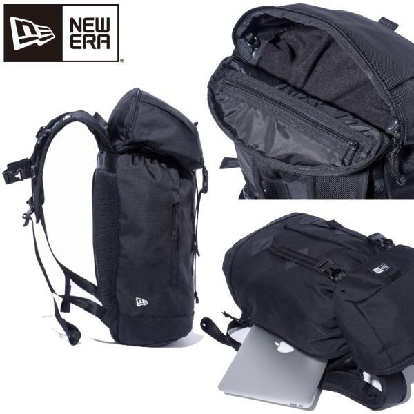 ニューエラ バッグ リュックサック ラックサック ミニ ブラック ホワイト New Era Bag Back Pack Rucksack Mini Black White|cio|02