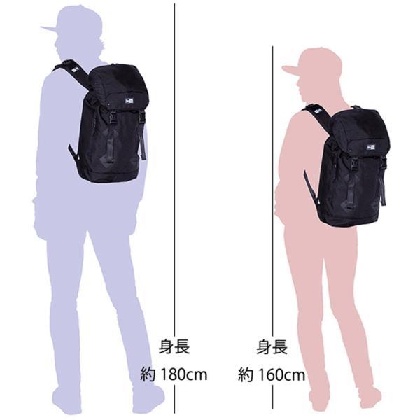 ニューエラ バッグ リュックサック ラックサック ミニ ブラック ホワイト New Era Bag Back Pack Rucksack Mini Black White|cio|03