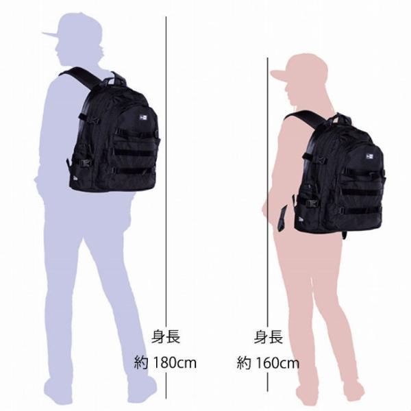 ニューエラ バッグ リュックサック キャリアパック タイガーストライプカモオリーブ ブラック New Era Bag Back Pack Carrier Pack Tiger Stripe Camo Olive|cio|03