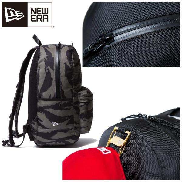 ニューエラ バッグ リュックサック ライト パック タイガーストライプカモオリーブ ブラック New Era Bag Back Pack Light Pack Tiger Stripe Camo Olive|cio|02