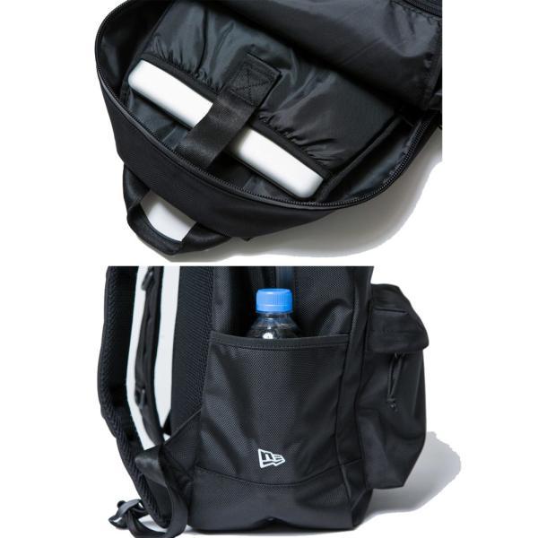 ニューエラ バッグ リュックサック ライト パック タイガーストライプカモオリーブ ブラック New Era Bag Back Pack Light Pack Tiger Stripe Camo Olive|cio|03