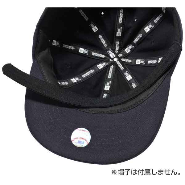 ニューエラ キャップ&ハットライナー (制菌・消臭) ロングサイズ ブラック New Era Cap & Hat Liner Long Size Black|cio|03