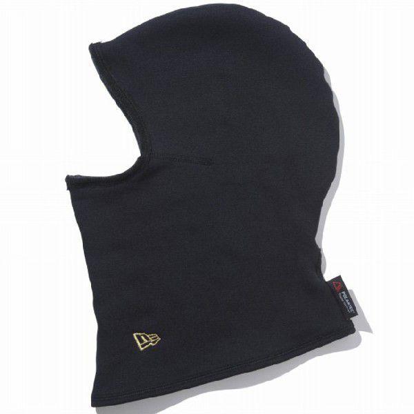 ポーラテック(R)×ニューエラ フリースフェイスマスク ブラック メタリックゴールド Polartec(R)×New Era Fleece Face Mask Black Metallic Gold|cio|02