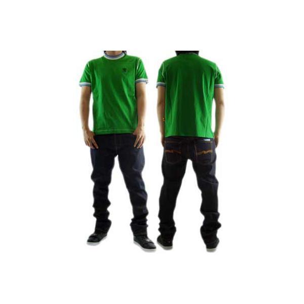 【SALE】NICKEL&DIME SS T-Shrit PARICOLLO MC JERSEY Green S/S Tシャツ パリコロ MC ジャージー グリーン cio 02