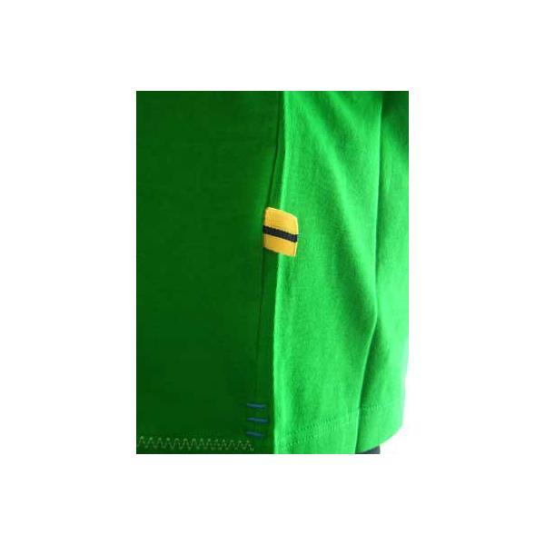 【SALE】NICKEL&DIME SS T-Shrit PARICOLLO MC JERSEY Green S/S Tシャツ パリコロ MC ジャージー グリーン cio 04