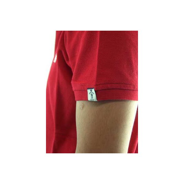 【SALE】NICKEL&DIME  S/S Polo Shirt PIQUET M C  Red ニッケル&ダイム S/S ポロシャツ ピケット M C レッド|cio|03